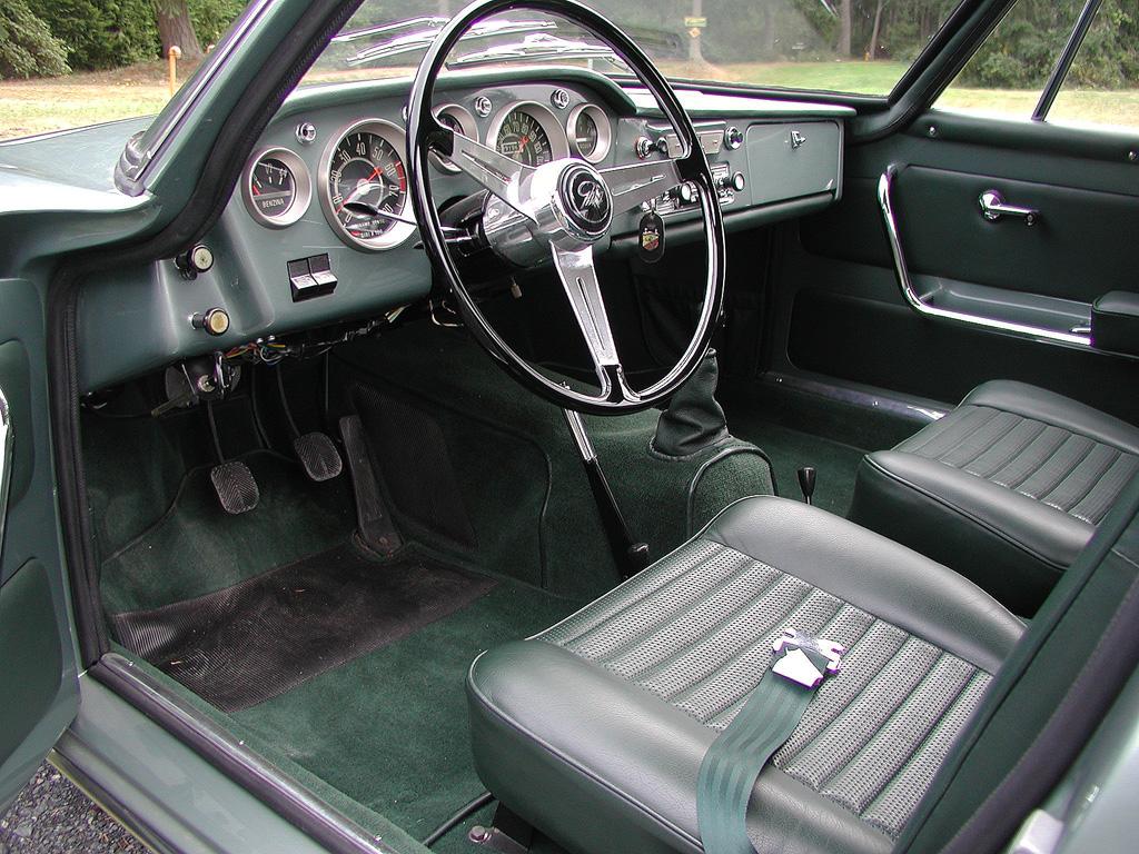 1966 Fiat Ghia 1500 Coupe Listing