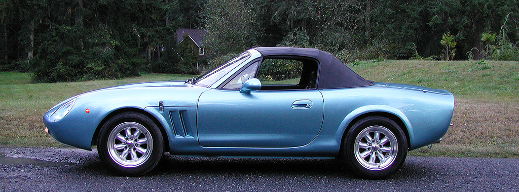 1999 Simpson Design Italia 2 Prototype