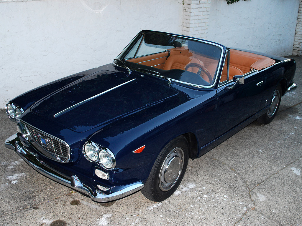 Ccw 1964 lancia flavia convertible restoration listing pic 1 vanachro Image collections