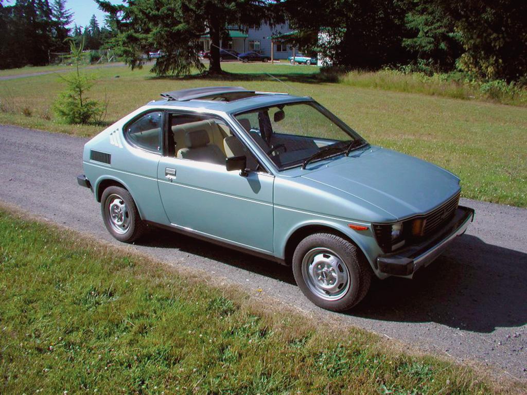 1998 Suzuki Sc 100 Listing